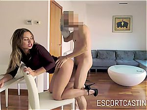 stunning Taylor Sands proves that she can satiate a stud