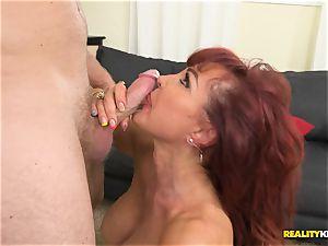 wonderful Vanessa getting her senior puss ravaged
