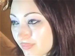 crazy stunner demonstrate her fleshy fuckbox