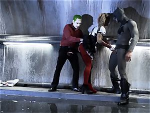 Suicide team parody Sn 5 Kleio Valentien slobber roasted