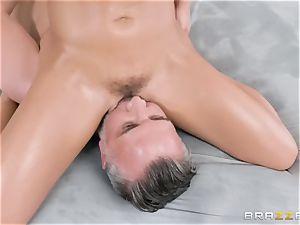 ass fucking enjoying bombshell Adriana Chechik
